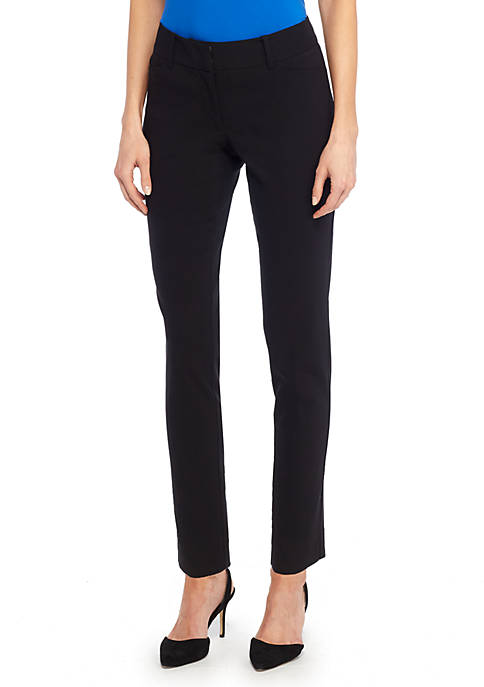 Signature Skinny Pant in Exact Stretch