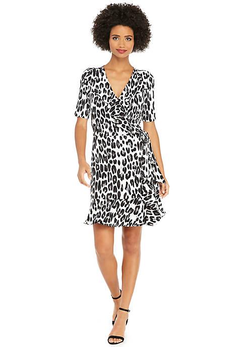 ITY Ruffle Dress