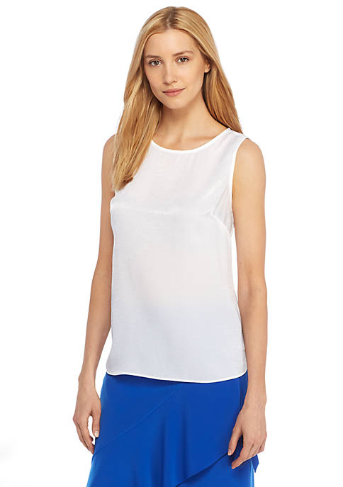 Scoop Neck Shell