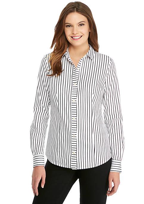 Taylor Striped Shirt