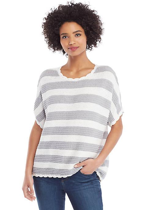 Wide Rib Sweater