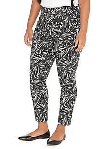 bba192cf870 Plus Size Signature Ankle Pant in Exact Stretch