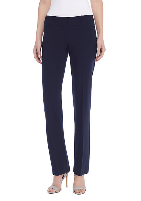 The New Drew Straight Pant in Modern Stretch - Tall