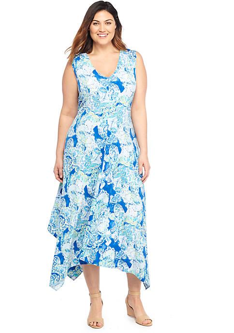 Plus Size Maxi Dress
