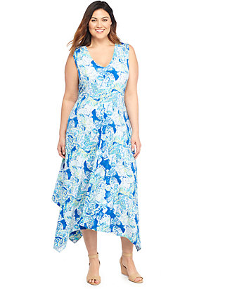 f857ea27f Plus Size Maxi Dress | THE LIMITED
