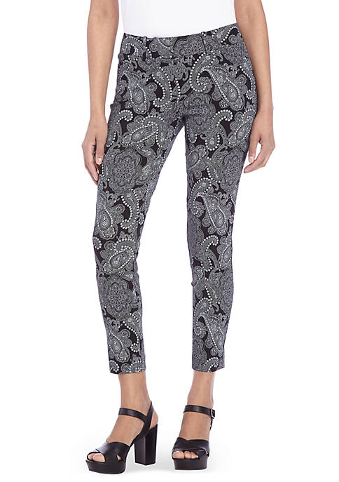 Signature Ankle Pants in Exact Stretch