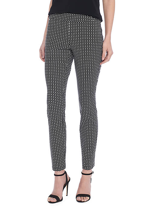 Petite Signature Pull-on Ankle Pant in Exact Stretch