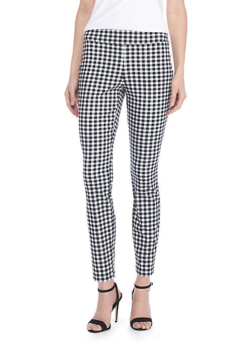 Signature Pull-on Ankle Pant in Exact Stretch