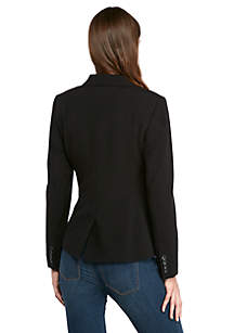 New Drew 2 Button Blazer in Modern Stretch