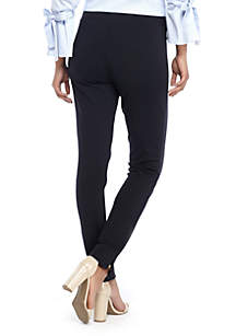 Signature Pull On Skinny Pants in Ponte