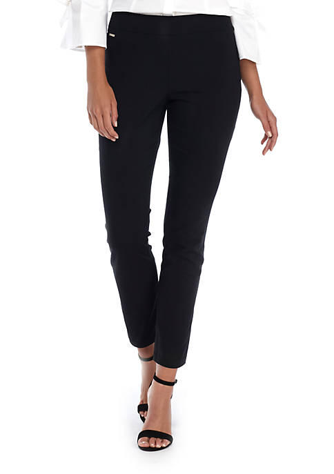 Signature Pull-On Skinny Pant in Exact Stretch - Tall