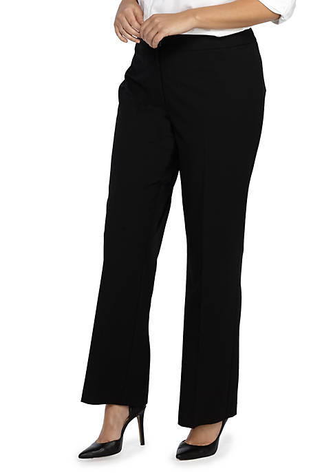 Plus Size Signature Bootcut Pant in Modern Stretch
