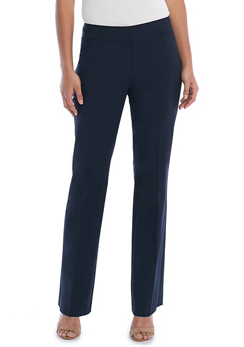 Signature Bootcut Pants in Modern Stretch