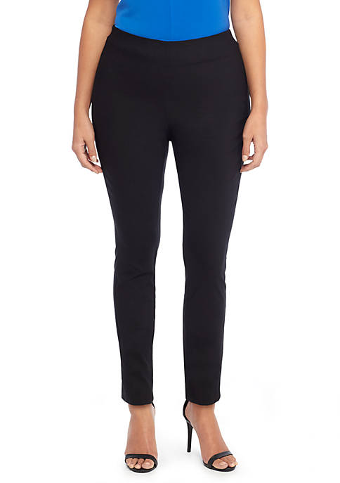 Plus Size Signature Pull-on Skinny Pant in Exact Stretch
