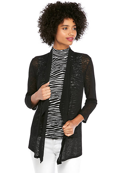 Sheer Lightweight Cardigan
