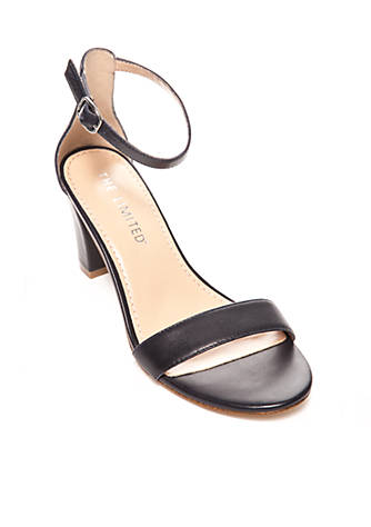THE LIMITED Quinta Memory Foam Block Heel T4Gq1fp