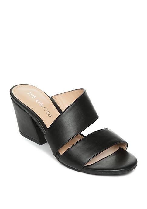 Dayna Open Toe Sandal