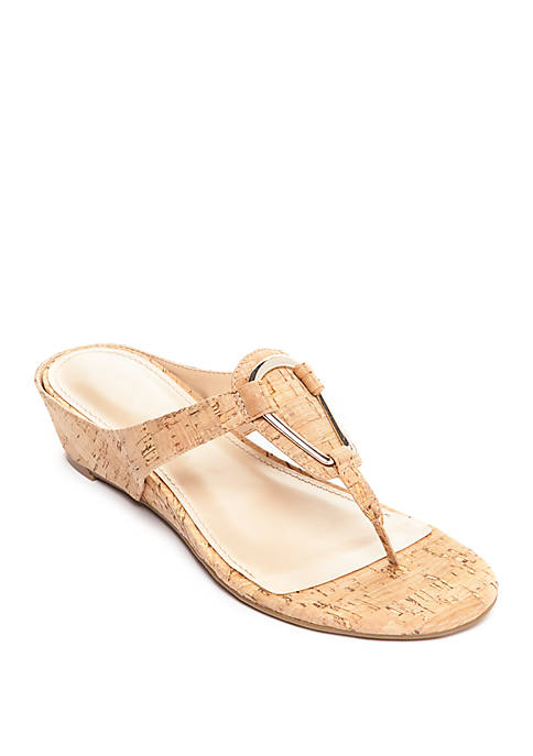 Indy Wedge Sandal