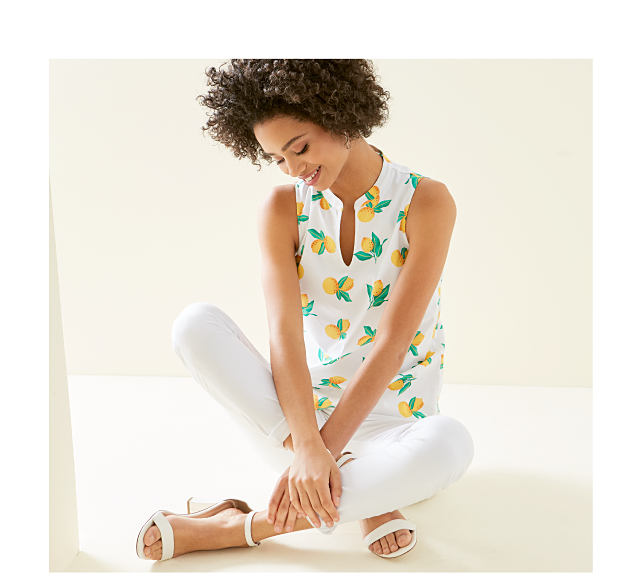 Fresh Prints - summer's outfit-making favorites. Shop Tops.