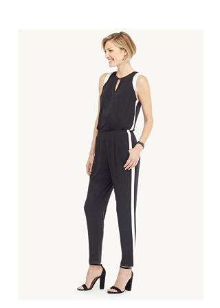 One & done. Shop jumpsuits.