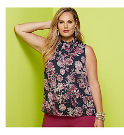 7d0a24ff9555 Trendy Plus Size Clothing | THE LIMITED