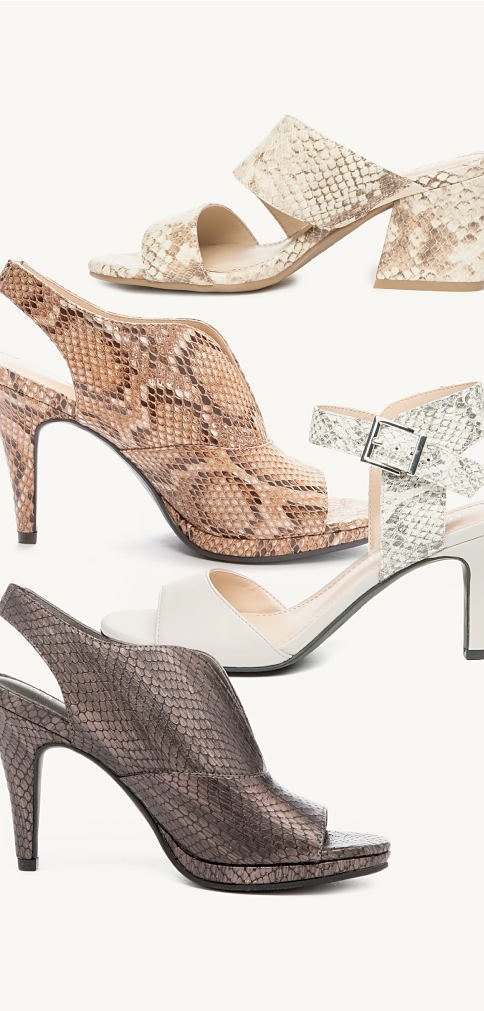 WILD ABOUT YOU - fall in love with animal print pumps