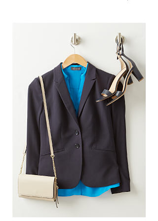 Menswear-Inspired. Shop Blazers