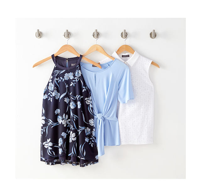 Top Story - new styles & shades just arrived. Shop Tops.